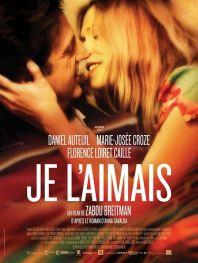 Je l'aimais. Italie-Belgique-France, 2009. Drame sentimental de Zabou Breitman avec Daniel Auteuil, Marie-Josée Croze et Florence Loiret (112 minutes).