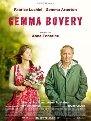 « Gemma Bovery ». France 2014. Comédie dramatique d'Anne Fontaine avec Fabrice Luchini, Gemma Arterton et Jason Flemyng (99 min).