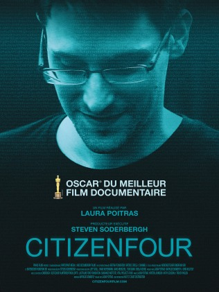 « Citizenfour ». É.-U. 2014. Documentaire de Laura Poitras (114 min)