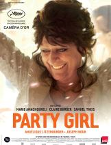 « Party Girl ». France.2014. Comédie dramatique de Marie Amachoukeli, Claire Burger, Samuel Theis avec Angélique Litzenburger, Joseph Bour, Samuel Theis (96 min).