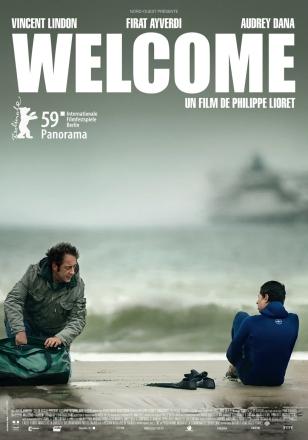 Welcome. France, 2009. Drame de Philippe Lioret avec Vincent Lindon, Firat Ayverdi et Audrey Dana (109 minutes).