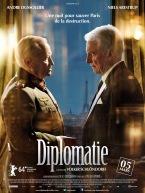 « Diplomatie ». France. 2014. Drame historique de Volker Schlondorff avec André Dussollier, Niels Arestrup. (84 min).