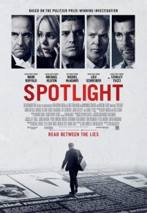 « Spotlight ». États-Unis, 2015. Drame historique de Tom McCarthy avec Michael Keaton, Mark Ruffalo, Rachel McAdams. (127 min.).