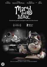 Mary and Max. Australie, 2009. Animation d'Adam Elliot avec Jean-Claude Grumberg, Denis Podalydès et Philip Seymour Hoffman (92 minutes).