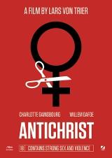 Antéchrist. Danemark, 2009. Drame psychologique de Lars Von Trier avec Willem Dafoe et Charlotte Gainsbourg (104 minutes).