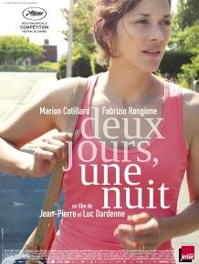 « Deux jours, une nuit ». Belgique. 2014. Drame de Luc et Jean-Pierre Dardenne avec Marion Cotillard, Fabrizio Rongione, PiliGroyne. (95 min)