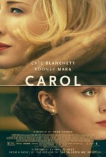 « Carol » . G.-B. 2014. Drame sentimental de Todd Haynes avec Cate Blanchett, Rooney Mara, Kyle Chandler. (118 min.).