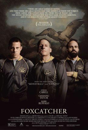 « Foxcatcher ». É.-U. 2013. Drame de Bennett Miller avec Channing Tatum, Steve Carell, Mark Ruffalo. (134 min).