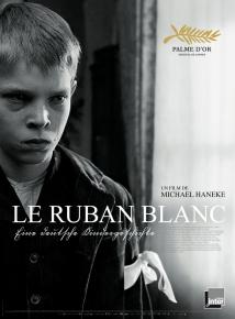 Le ruban blanc. Allemagne, 2010. Chronique sociale de Michael Haneke avec Christian Friedel, Burghart Klaussner et Susanne Lothar (144 minutes).