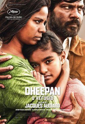 « Dheepan ». France, 2015. Drame social de Jacques Audiard avec Jesuthasan Antonythasan, Kalieaswari Srinivasan, Claudine Vinasithamby (115 min.)