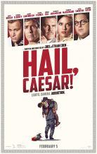 « Hail Casesar! ». États-Unis, 2016. Comédie de Ethan Coen, Joel Coen avec Josh Brolin, George Clooney, Alden Ehrenreich (106 min.).