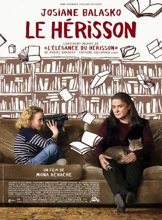 Le Hérisson. France, 2009. Comédie dramatique de Mona Achache avec Garance Le Guillermic, Josiane Balasko et Togo Igawa (99 minutes).