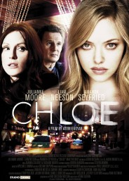 Chloe. Canada-États-Unis, 2009. Drame d'Atom Egoyan avec Amanda Seyfried, Julianne Moore et Liam Neeson (96 minutes).