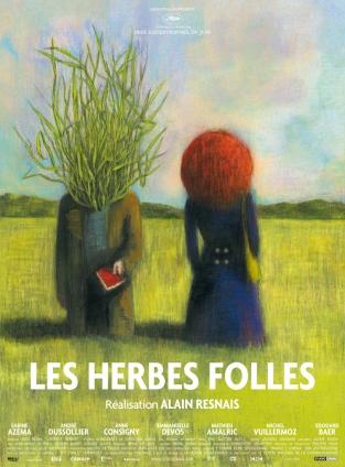 Les herbes folles. France, 2010. Comédie fantaisiste d'Edouard Baer avec André Dussollier, Sabine Azéma et Anne Consigny (104 minutes).