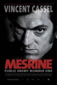 Mesrine - Ennemi public No. 1. France, 2010. Chronique biographique de Jean-François Richet avec Vincent Cassel, Mathieu Amalric et Olivier Gourmet (124 minutes).