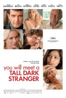 You will meet a tall and dark stranger. États-Unis - Espagne, 2010. Comédie dramatique de Woody Allen avec Naomi Watts, Josh Brolin et Gemma Jones (98 minutes).