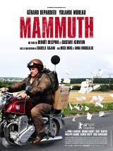 Mammuth. France, 2010. Comédie dramatique de Gustave de Kervern et Benoît Delpine avec Gérard Depardieu, Yolande Moreau et Miss Ming (91 minutes).