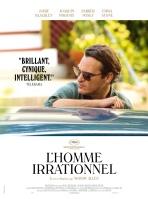 « L'Homme irrationnel « . É.-U. 2015. Comédie dramatique de Woody Allen avec Joaquin Phoenix, Emma Stone, Parker Posey (97 min.).