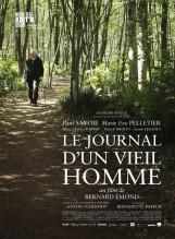 « Le journal d'un vieil homme ». Drame psychologique de Bernard Émond avec Paul Savoie, Marie-Ève Pelletier, Marie-Thérèse Fortin (82min.).