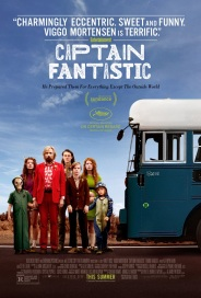 « Captain Fantastic ». États-Unis 2016. Drame de Matt Ross avec Viggo Mortensen, George Mackay et Samantha Isler (119 minutes).