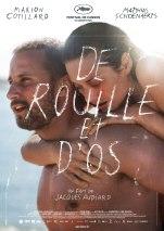 « De rouille et d'os ». France-Belgique. 2012. Drame de Jacques Audiard avec Marion Cotillard, Matthias Schoenaerts et Bouli Lanners. (82 minutes)