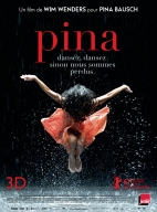 « pina ». Allemagne. 2011. Documentaire de Wim Wenders avec Pina Bausch, Regina Advento et Malou Airaudo. (103 minutes)
