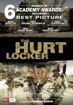 Le démineur. États-Unis, 2008. Drame de guerre de Kathryn Bigelow avec Ralph Fiennes, Guy Pearce et David Morse (131 minutes).