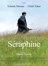 Séraphine. Belgique-France, 2008. Drame biographique de Martin Provost avec Yolande Moreau, Ulrich Tukur et Anne Bennent (126 minutes).