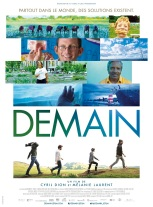 « Demain ». France 2015. Documentaire de Cyril Dion et Mélanie Laurent (118 minutes).