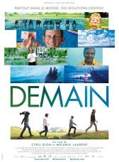 « Demain ». France 2015. Documentaire de Cyril Dion et Mélanie Laurent (118 minutes).