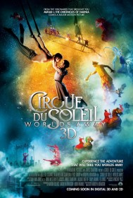 « Cirque du Soleil: Worlds Away ». États-Unis. 2012. Film fantastique d'Andrew Adamson avec Erica Linz, Igor Zaripov et Lutz Halbhubner. (91 minutes)