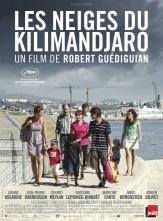 « Les neiges du Kilimandjaro ». France. 2011. Drame de Robert Guédiguian avec Ariane Ascaride, Jean-Pierre Darroussin et Gérard Meylan. (107 minutes)