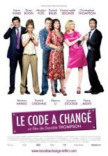 Le code a changé. France, 2009. Comédie dramatique de Danièle Thompson avec Dany Boon, Karin Viard et Patrick Bruel (100 minutes).