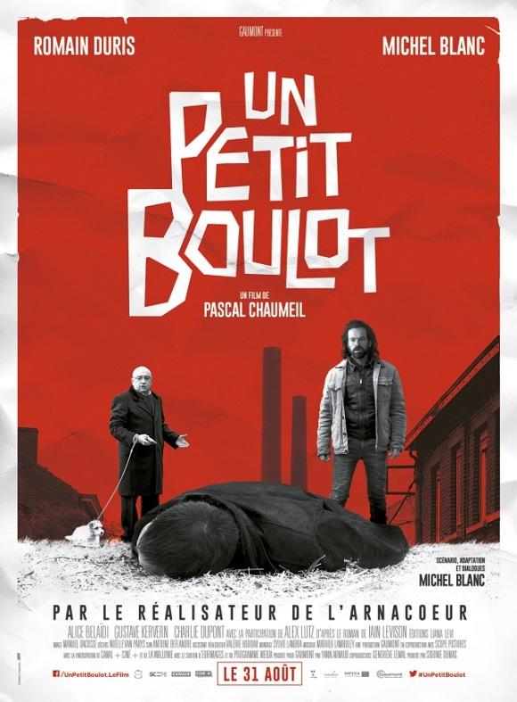 « Un petit boulot ». France 2016, Comédie policière de Pascal Chaumeil avec Romain Duris, Michel Blanc et Alice Belaïdi (100 minutes).
