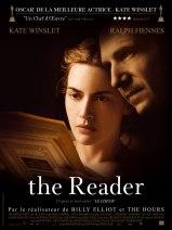 Le liseur. Allemagne - États-Unis, 2008. Drame de Stephen Daldry avec Kate Winslet, Ralph Fiennes et Alexandra Maria Lara (124 minutes).
