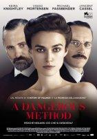 « A dangerous method ». Allemagne. 2011. Drame biographique de David Cronenberg avec Michael Fassbender, Keira Knightley et Viggo Mortensen. (99 minutes)