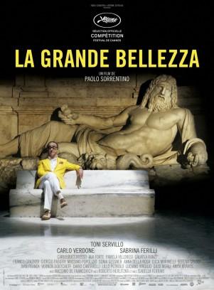 « La grande beauté ». Italie. 2013. Comédie dramatique de Paolo Sorrentino avec Toni Servillo, Carlo Verdone, Sabrina Ferilli. (142 minutes).