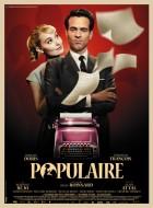« Populaire ». France-Belgique. 2012. Comédie de Régis Roinsard avec Romain Duris, Déborah François et Bérénice Bejo. (116 minutes)