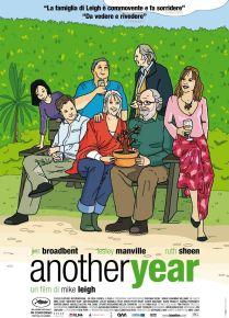 Another year (VOSTFR). Grande-Bretagne, 2011. Drame psychologique de Mike Leigh avec Jim Broadbent, Ruth Sheen et Lesley Manville (130 minutes).