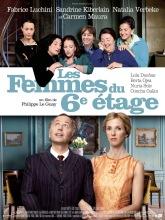 Les femmes du 6ème étage. France, 2011. Comédie de Philippe Le Guay avec Fabrice Luchini, Sandrine Kiberlain et Natalia Verbeke (107 minutes).