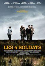 « Les 4 soldats ». Québec. 2013. Drame de Robert Morin avec Camille Mongeau, Christian de la Cortina et Antoine Bertrand. (83 minutes)