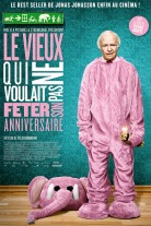« Le vieux qui ne voulait pas fêter son anniversaire ». Suède. 2013. Comédie dramatique de Felix Herngren avec Robert Gustafsson, Iwar Wiklander (114 min).