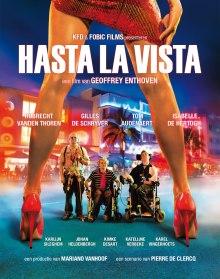 Hasta la vista. Belgique, 2011. Comédie dramatique de Geoffrey Enthoven avec Robrecht Vanden Thoren, Gilles De Schrijver et Tom Audenaert (114 minutes).