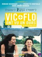 « Vic + Flo ont vu un ours ». Québec. 2013. Drame de Denis Côté avec Marc-André Grondin, Romane Bohringer et Pierrette Robitaille. (95 minutes)