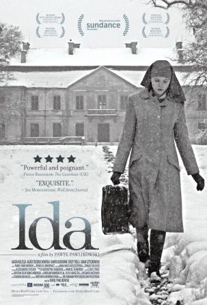 « Ida ». Pologne. 2013. Drame de Pawel Pawlikowski avec Agata Trzebuchowska, Agata Kulesza, Dawid Ogrodnik (83 min).