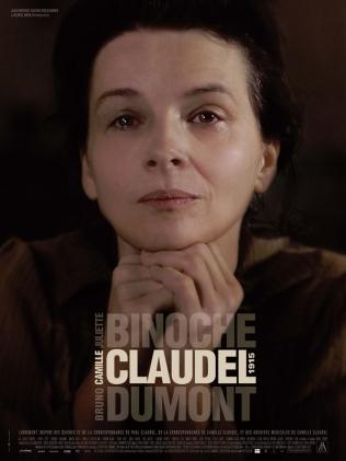 « Camille Claudel 1915 ». France. 2013. Drame biographique de Bruno Dumont avec Juliette Binoche, Jean-Luc Vincent et Robert Leroy. (95 minutes)