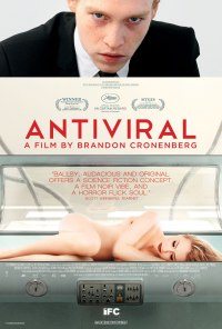 « Antiviral ». États-Unis-Canada. 2012. Science-Fiction de Brandon Cronenberg avec Caleb Landry Jones, Sarah Gadon et Malcolm McDowell. (110 minutes)