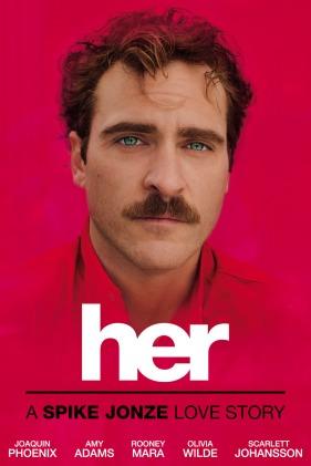 « Elle ». États-Unis. 2013. Drame sentimental de Spike Jonze avec Joaquin Phoenix, Amy Adams et Scarlett Johansson. (126 minutes).