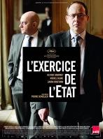 « L'exercice de l'état ». France-Belgique. 2011. Drame de Pierre Schoeller avec Olivier Gourmet, Michel Blanc et Zabou Breitman. (115 minutes)