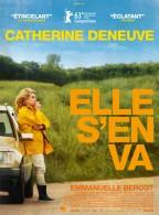 « Elle s'en va ». France. 2013. Comédie dramatique de Emmanuelle Bercot avec Catherine Deneuve, Nemo Schiffman, Gérard Garouste. (116 minutes).